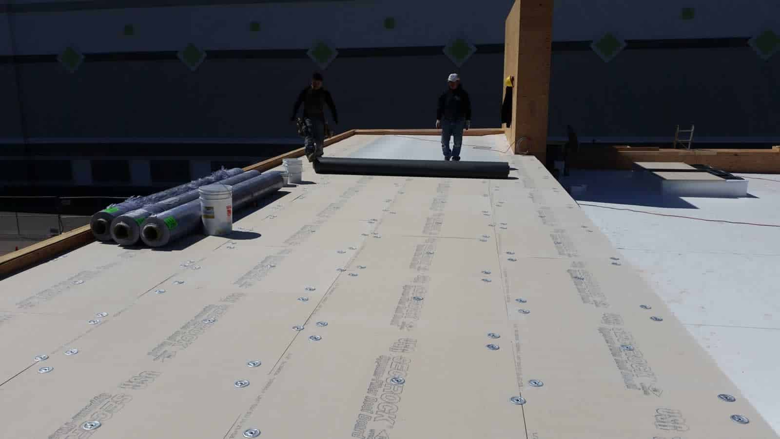 Gonzales Roofing Middletown Ny Flat Ib Pvc Roofs